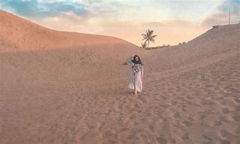 foto gumuk pasir parangkusumo jogja harga tiket masuk