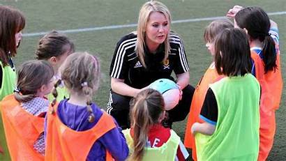 Coaching Community Sports Football Fa Course Level