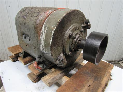 Westinghouse Electric Motor by Westinghouse No 6 Type K M6313n Vintage Electric Motor