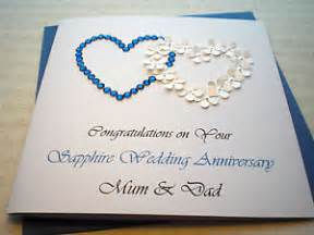 45th wedding anniversary gift ideas for parents 65th wedding anniversary ebay