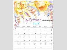Monthly Desk Calendar 2018 12 Page Latest Calendar
