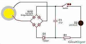 Circuit Diagram For Electricity Generation Using