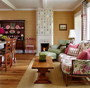 Colorful Farmhouse Charming Home Tour Town Country Living