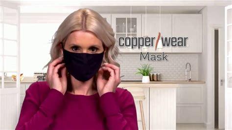 copper wear mask commercial youtube