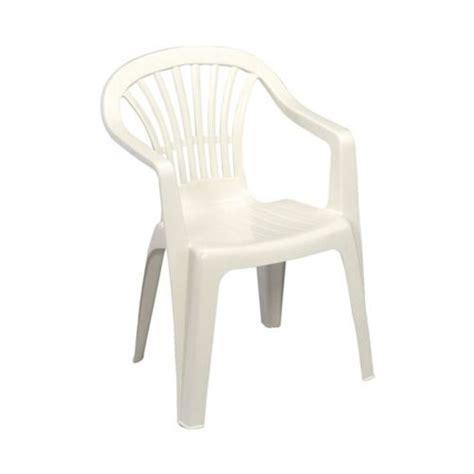 progarden fauteuil de jardin altea blanc pas cher achat vente chaises de jardin