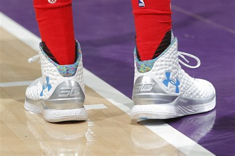 seth curry shoes