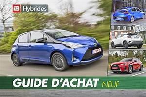 Voiture Citadine Hybride : quelle voiture hybride acheter en 2019 l 39 argus ~ Medecine-chirurgie-esthetiques.com Avis de Voitures
