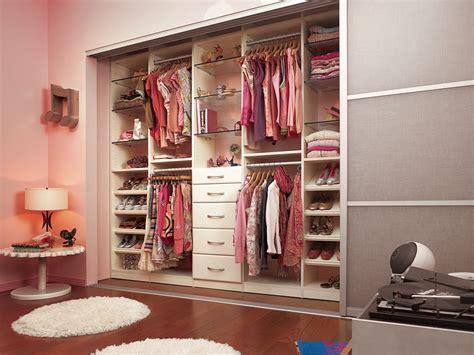 contemporary closet with closet organizer by california