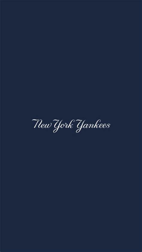 Baseball - New York Yankees - 3 iPhone 6 Wallpaper