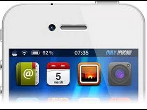 how to move icons on iphone arrangestatusbar move status bar icons on iphone ipod