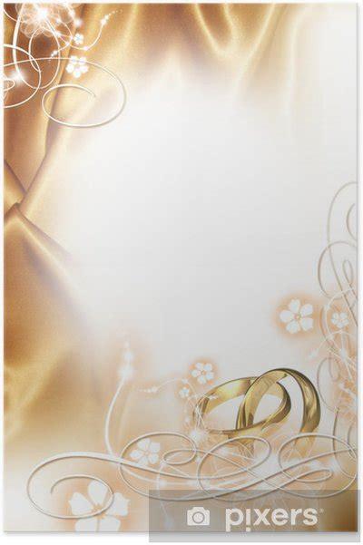 wedding background golden wedding poster pixers
