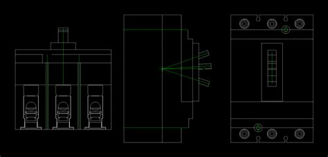 switch xa dwg block  autocad designs cad