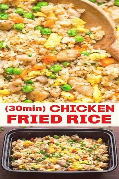 Rice Fried Chicken Easy Recipe Minutes Less