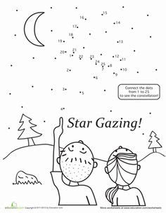 constellation of aquarius worksheet 1000 images about a of sky relay for on