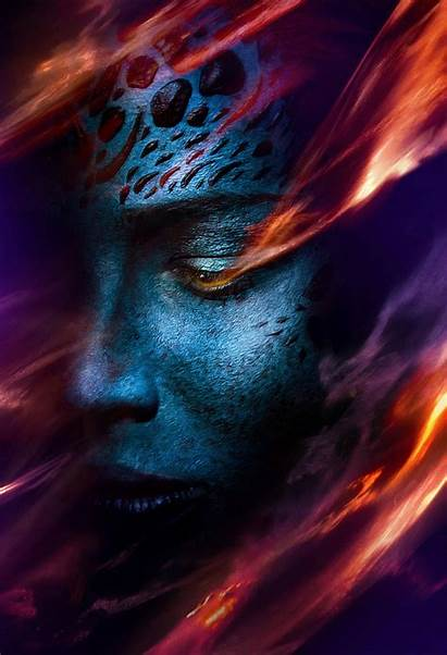 Phoenix Dark Mystique Jennifer Lawrence Wallpapers Background