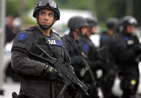 Entire Florida SWAT Team Resigns From Unit Over 'Political ...
