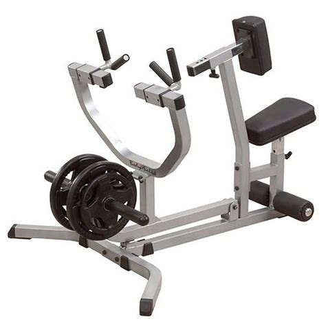 body solid rowing machine assise gsrm