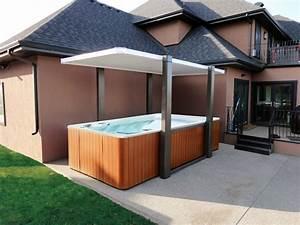 Abri Pour Spa Intex : abri motoris hydrocover pour spa de nage clair azur spas de nage acryliques clairazur en ~ Louise-bijoux.com Idées de Décoration