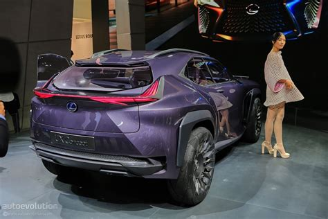 lexus ct     replaced   ux crossover