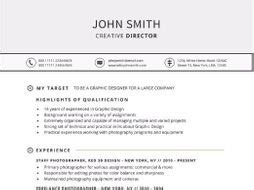 Targeted Resume Template by Targeted Resume Template For Word By Gemresume Teaching