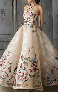 mark bumgarner ss17omg absolutely gorgeous change the With color embroidered wedding dress