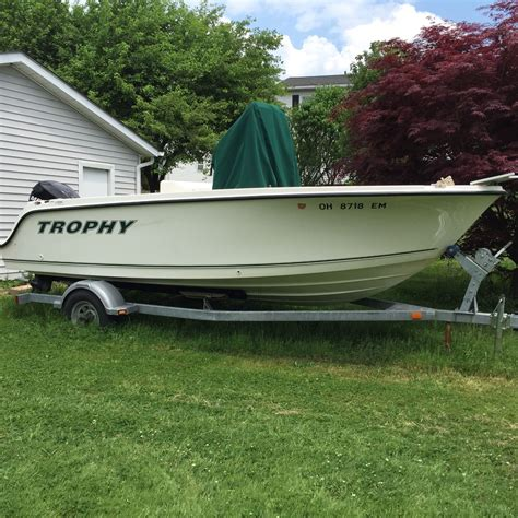 Trophy Cc Boats For Sale by Trophy 1903 Cc 2009 For Sale For 17 000 Boats From Usa