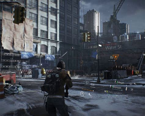 bureau gaming tom clancy 39 s the division pc hd wallpapers 7