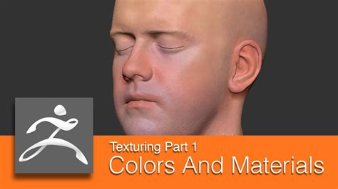 Coloring Zbrush dart 153 intro to zbrush texturing part 1 colors and