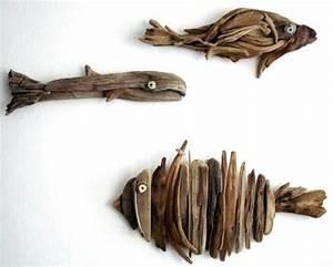 Deco En Bois Flotté A Faire Soi Meme : une d co naturelle et originale en bois flott ~ Preciouscoupons.com Idées de Décoration