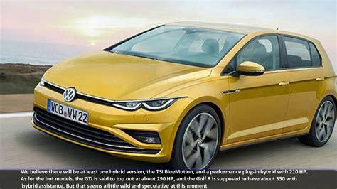 Volkswagen Golf 2020 Model by Revealed 2020 Volkswagen Golf 8 Spied Undisguised In South