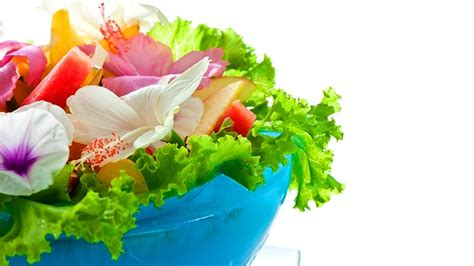 cuisiner avec des fleurs cuisinez avec les fleurs