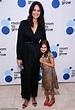Emma Willis brings daughter Mabel, seven, to children's ...