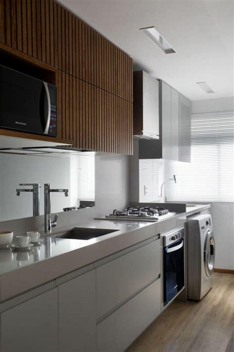 meuble cuisine avec ier int r 1001 idées pour une cuisine équipée des