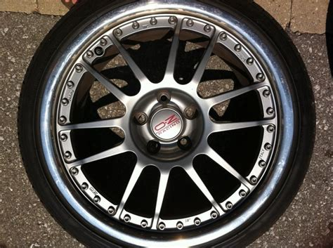 sale oz superleggera iii  piece wheels