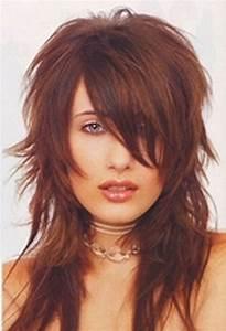 Coupe De Cheveux Femme Dégradé Mi Long : modele de coupe de cheveux mi long d grad ~ Nature-et-papiers.com Idées de Décoration