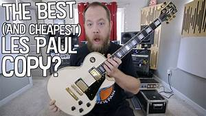 The Best  And Cheapest  Les Paul Copy  Burny Les Paul