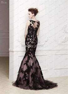 2015 wedding dress trends black fashion fuz With black lace wedding dresses
