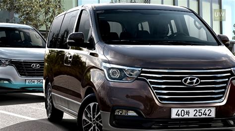 2018 Hyundai H1  New Car Release Date And Review 2018