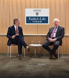 The Rev. John C. Danforth — Parables, Priorities and ...