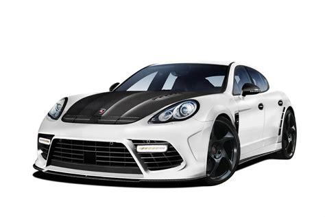 Porsche Panamera Redefined By Mansory Autoevolution