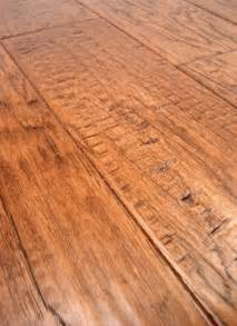lw mountain hardwood floors hickory autumn brown stain one distressed click hardwood