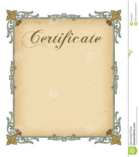 certificate templates blank 15 printable award certificates free blank certificates