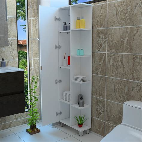 Corner Bathroom Cabinet by Corner Bathroom Cabinet W 1 Door Aptdeco