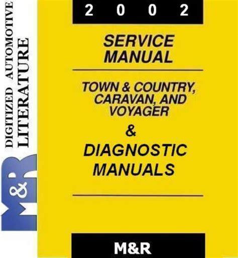 best car repair manuals 2002 chrysler town country free book repair manuals 2002 chrysler town country voyager service diagnostic manual down