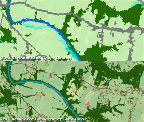 Chesapeake Bay Gis Data by Lidar Gis And The Chesapeake Conservancy