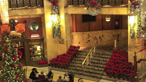 denver holiday tradition christmas   brown palace