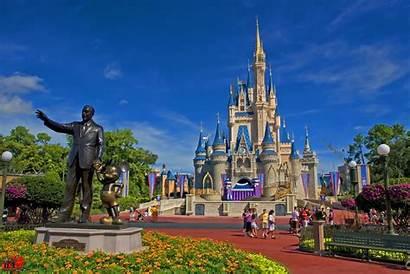 Disney Walt Wallpapers Orlando Kingdom Magic Desktop