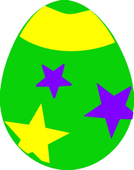 Easter Egg Clipart Easter Egg Clip At Clker Vector Clip