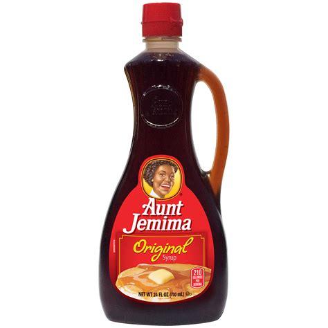Aunt Jemima Original Syrup 24 FL OZ SQUEEZE BOTTLE - Food