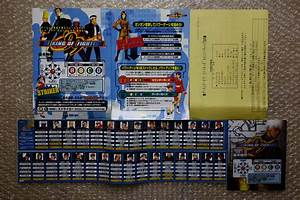 The King Of Fighters 99  U0026quot Original Flyers U0026quot  Label Damaged